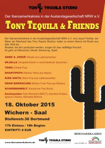 tony tequila and friends - A3